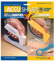 Accu-Sharp, Combo Pack: Knife Sharpener & Scissors Sharpener