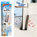 Twin Draft Guard, Door/Window Draft Blocker