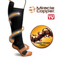 Miracle Compression Copper Socks