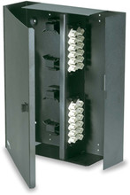Wall Mount Optical Fiber Enclosures with Access Door