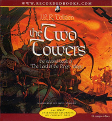 Lord of the Rings: The Two Towers Audio Book story
