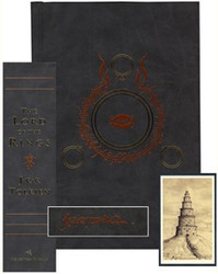 The Lord of the Rings leather Collector 50th anniversary edition