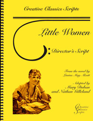 Little Women - Director Script