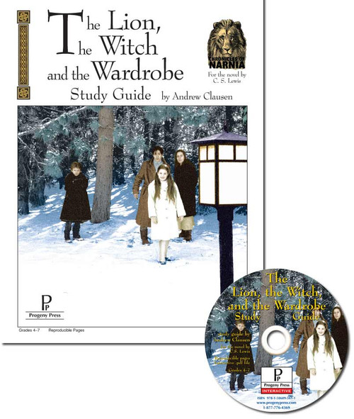 The Lion, the Witch, and the Wardrobe unit study guide for literature, from a Christian perspective