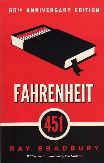 Fahrenheit 451 literature story book