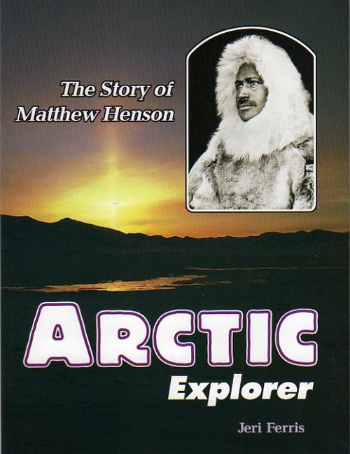 Arctic Explorer story book
