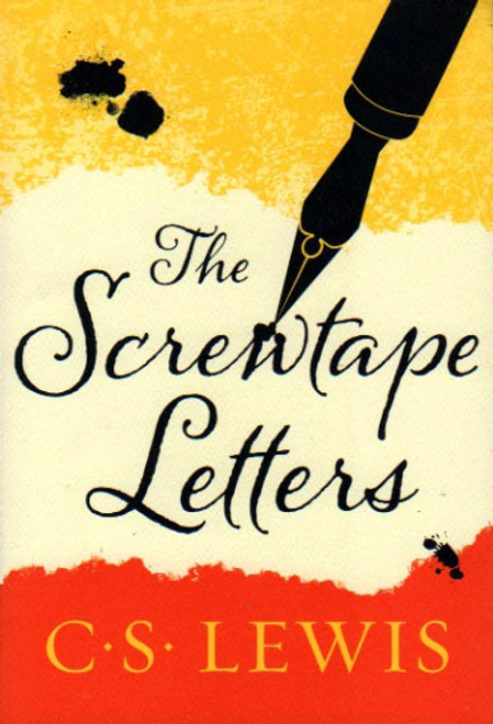 The Screwtape Letters story book novel