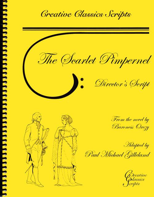 The Scarlet Pimpernel - Director Script