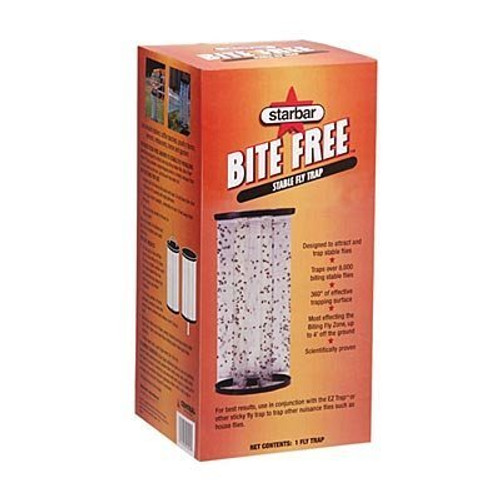 Byte free Stable fly trap