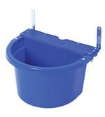 20 QUART FENCE FEEDER BLUE