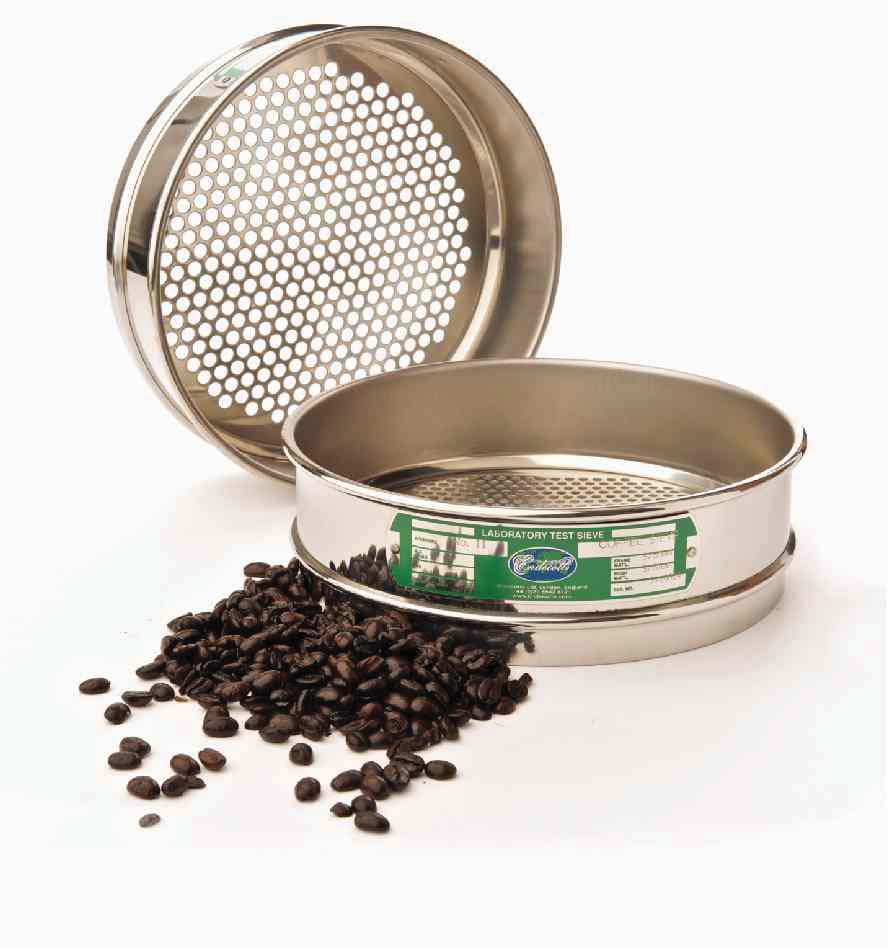 Sieves Stainless Steel Agricultural 64th Quot Perforated