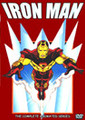 IRON MAN SEASONS 1-2 DVD COLLECTION Free Shipping
