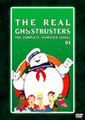 THE REAL GHOSTBUSTERS DVD COLLECTION Free Shipping