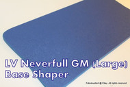 Neverfull GM base shaper in blue clearance