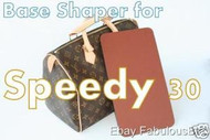 BASE SHAPER FOR LOUIS VUITTON SPEEDY 30 CLASSY BROWN