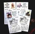2014 LIL'RUNT CALENDARS - 10 FOR $19.95