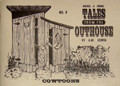 BOOK NO. 3 - TALES from the OUTHOUSE
