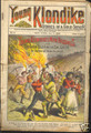 1898 YOUNG KLONDIKE FRANK TOUSEY DIME NOVEL COMIC BOOK