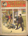 NICK CARTER WEEKLY 290 DETECTIVE DIME NOVEL