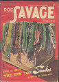 DOC SAVAGE MARCH 1945 TEN TON SNAKES