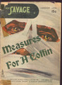 DOC SAVAGE JAN 1946 MEASURES FOR A COFFIN