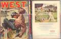 """1947 WEST """"ZORRO SAVES AN AMERICAN"""" PULP WESTERN HERO"""