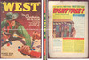 "03-1950 WEST ""ZORRO STOLEN STEED"" PULP WESTERN HERO"