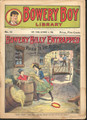 1907 BOWERY BOY WEEKLY #51 DIME NOVEL COMIC BOOK