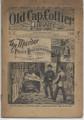 "OLD CAP COLLIER LIBRARY # 745  DETECTIVE DIME NOVEL ""SEE VIDEO FOR BEST DESCRIPTION"""