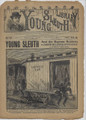 1892 YOUNG SLEUTH LIBRARY # 47  FRANK TOUSEY DIME NOVEL SEE VIDEO FOR BEST DESCRIPTION