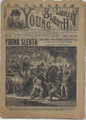 1892 YOUNG SLEUTH LIBRARY # 91 FRANK TOUSEY DIME NOVEL SEE VIDEO FOR BEST DESCRIPTION