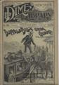 BEADLES NEW YORK DIME LIBRARY # 1000 BUFFALO BILL'S GRIM GUARD DIME NOVEL
