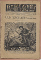 LITTLE CHIEF LIBRARY Vol 3 #122 OLD TRACKLESS DIME NOVEL