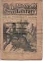 BEADLE'S POCKET LIBRARY #268 DEAD SHOT DANDY DIME NOVEL