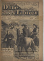 BEADLES NEW YORK DIME LIBRARY # 882 BUFFALO BILL, WILD BILL & BANDBOX BILL DIME NOVEL