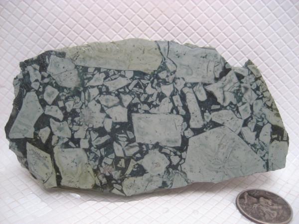 Bongani Green  Licorice Jasper
