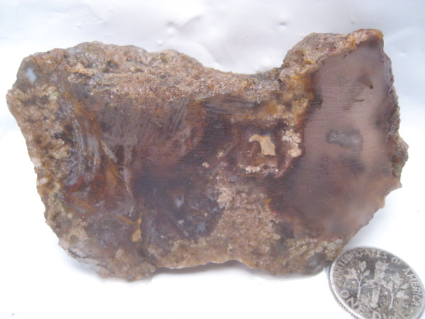Banded Filament Agate`'