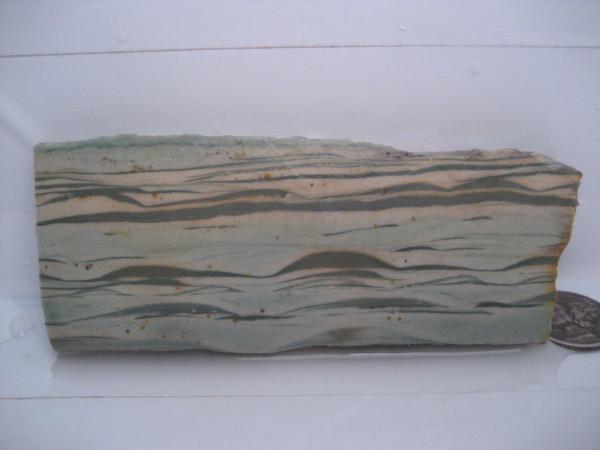 Green Wave Jasper