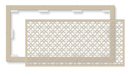 FLAT FRAME HERITAGE LAZYVENT RETURN FILTER GRILLE