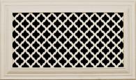 RIbbon grille. Paint grade.