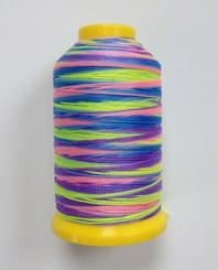 FF Reed Making Thread - Multi Pastel Color