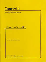 Zwillich Concerto for Oboe and Orchestra
