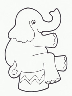 ELEPHANT CIRCUS