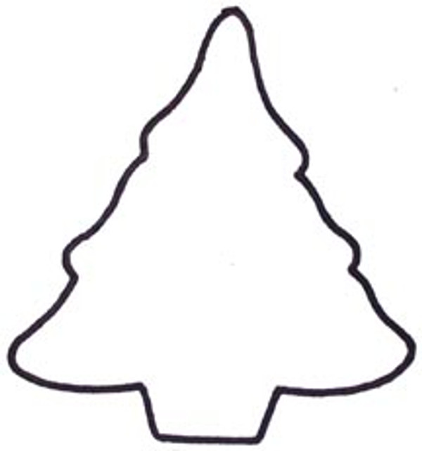 O CHRISTMAS TREE SMALL