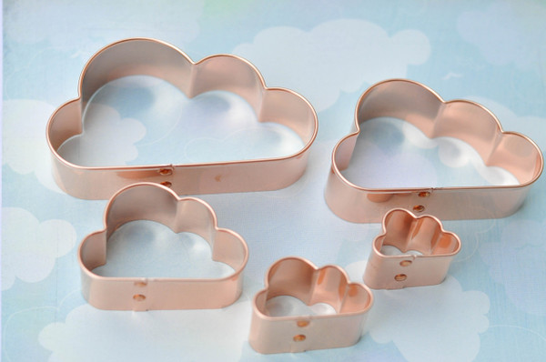 CLOUDS (SET OF 5)