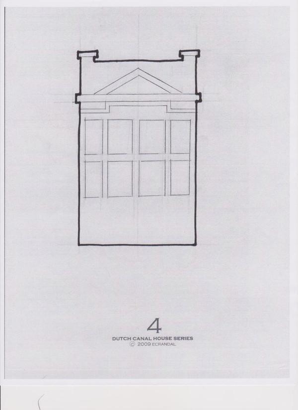 DUTCH CANAL HOUSE #4