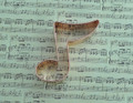 MUSIC NOTE A
