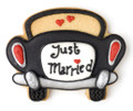 JUST MARRIED CAR B COOKIE CUTTER