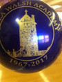 50th Anniversary Christmas Ornament - navy