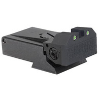 Ruger ® MKII or MKIII - Kensight Sight Trijicon Tritium insert - Night Sights with Beveled Blade